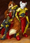 Furs of the Imperium   Colored by GALEKA-EKAGO