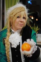 Pandora Hearts - Jack Vessalius Preview by Majin-sama