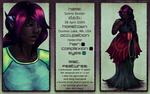 Character Sheet: Sotiria by cosmogyral-delirium