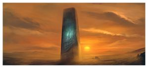 Monolith by ReneAigner