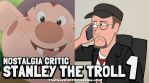 Nostalgia Critic Animation- Stanley The Troll 1 by andrewk