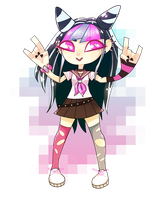 dangan cutie by soudas