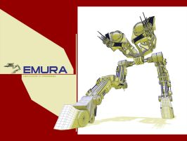 Emura wall by ethan-