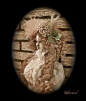 Portrait of a Faun {2} by LadyRavenswood
