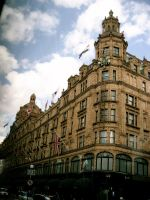 Harrod's by mariposa116