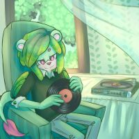 Sounds of music by RozmaryTheCat