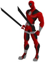 Deadpool - Step 5 by datamouse