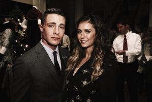 Colton and Nina manipulation {6} by HappyFaceIrene