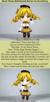 Mami Tomoe (Nendoroid) Review by Kin by Kuro-Kinny