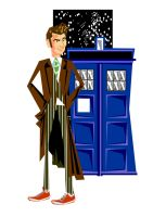 dr who by markcrossey