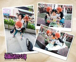 Ouran High: Summer Holiday by niladnama