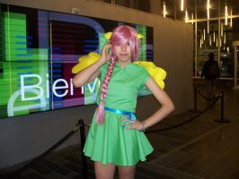 Fluttershy - Otakuthon 2014 by J25TheArcKing