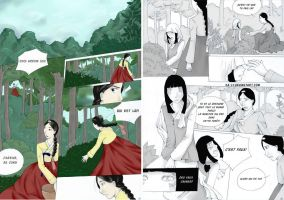 Yong - Pages 1 and 2 by Ka-Ly