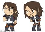 KH Squall...not Leon by Ethemy