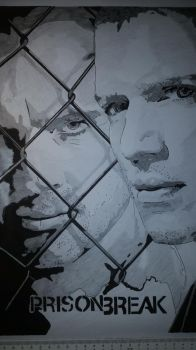 Prison Break by Emmris-Dessin