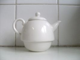 Tea Pot Stock 2 by hatestock