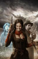 DEAD WEST OMNIBUS TWO by AlexRaspad