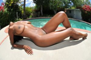 Pool Side by EnticeTina