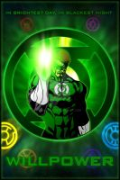 The Lantern Corps - Green Lantern by KPants