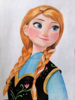 Princess Anna by Nessie162