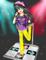 SP3: DDR by xMomoko