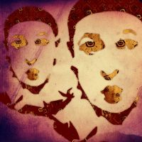 Two Faces by jeorban