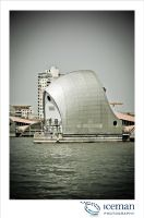 Thames Barrier 03 by IcemanUK
