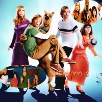 Action Scooby-Doo by WonderlandDespeinate