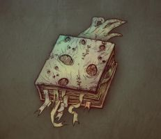 The Book of the Dead by bleedinginkprod
