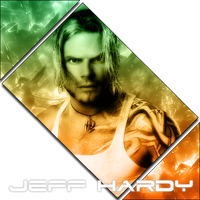 Jeff Hardy by beck69