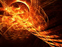 Fire Spirals by ToadsDontExist