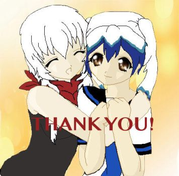 Thank You Picture by KiokaSan