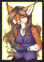 Traditional Maia by Neotheta