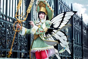 Trinity Blood: Krusnik 03 by MarionetteTheatre