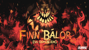 Finn Balor Wallpaper by HTN4ever