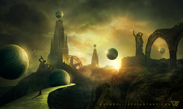 Equilibrium by Whendell