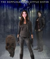 The Dopplegangers Little Sister 2 Story Cover 2 by Bookfreak25