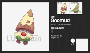 065: Gnomud by LuisBrain