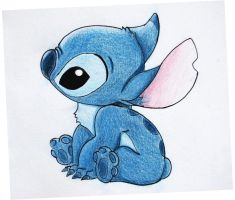 Stitch - From Disney's Lilo and Stitch by AlaskanKara