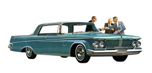 After the age of chrome and fins : 1963 Imperial by Peterhoff3