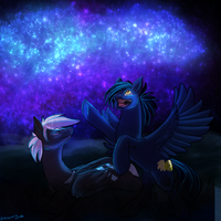 Stars by Iridescent-Birds