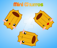 Mini Churros Request by Nashiil
