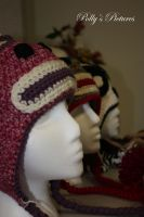 Knitted Hat Heads by Amb08