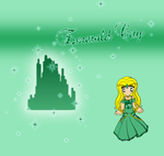 Emerald City by stardustpink