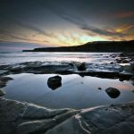 .: Kimmeridge Bay Redux :. by Dave-Ellis