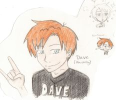 Dave by TeslaMarcia