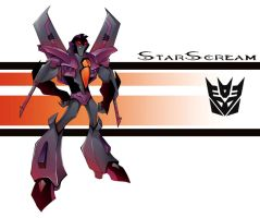 -STARSCREAM- by Meiphon