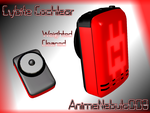 Cybite Cochlear - AN003 by AnimeNebula003