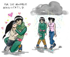 Team Gai Lovin' by Kotszok