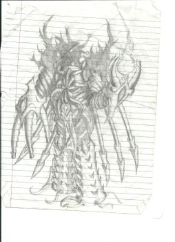 Eldritch Abomination by Solarice04